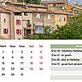 Le calendrier 2021 et 100 % en langue bretonne est disponible