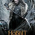 Thorin poster The Hobbit The Desolation of Smaug