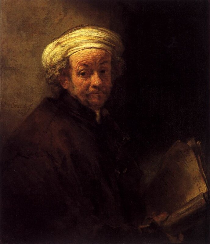 Rembrandt___Self_Portrait_