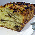 Cake à la cannelle