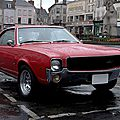 Amc javelin sst fastback coupe-1968