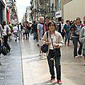 Rue Ste Catherine (juillet 2012)