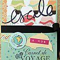 Carnet de voyage (road book)