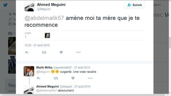 AhmedMeguiniSexisme