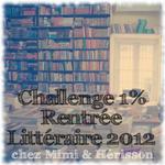 challenge rentrée litt 2012