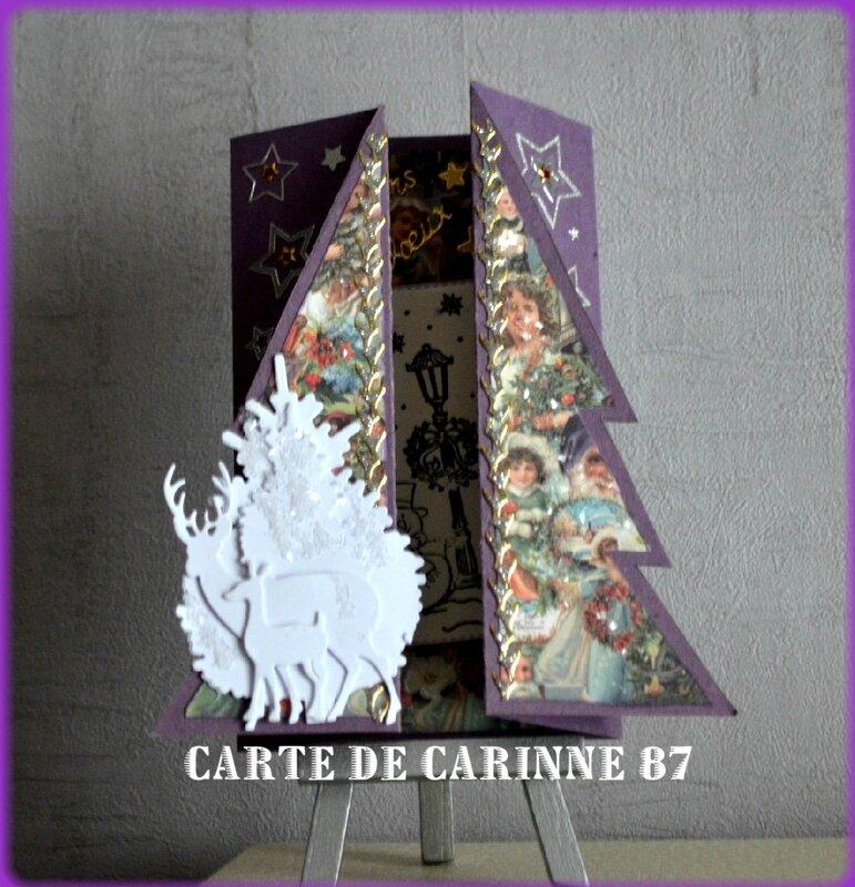 Carte de Carinne