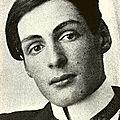 Arthur cravan (1887 – 1918) : hie!