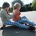 leggings pop pour les filles !!!
