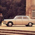 Peugeot 404 Superluxe Injection