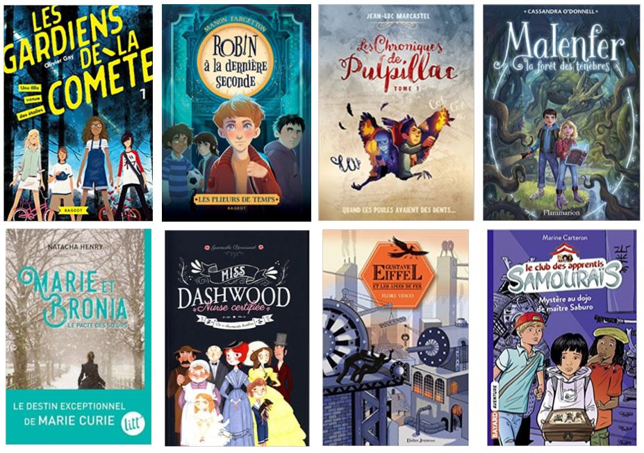 e9de489026e3b Quelques livres pour faire aimer la lectures aux enfants cet été (8-12 ans)