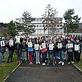 Masevaux-niederbruck: echanges franco-allemands au collège
