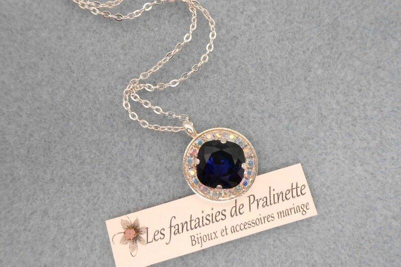 bijoux-mariage-soiree-temoin-pendentif-berenice-cristal-et-strass-bleu-saphir-et-irise