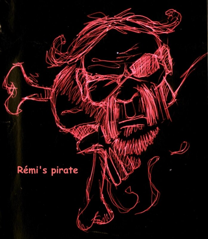 rémi's 2pirate n