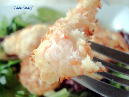 Crevettes_Coco_sur_Sallade_Vinagrette__xotique
