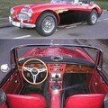 AUSTIN HEALEY - 3000 BJ8 phase 2 MK3 - 1967