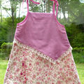 La petite robe rose de luna