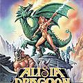 Alisia dragoon sur sega megadrive