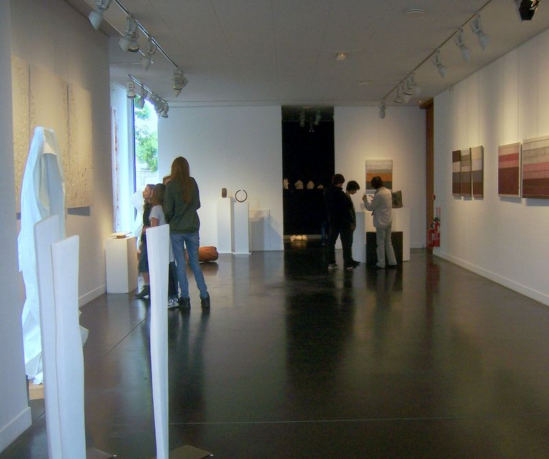visite expo les innombrables au centre d'art