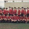 Saison 1991 - 1992, réception d'Hoylake à Pâques