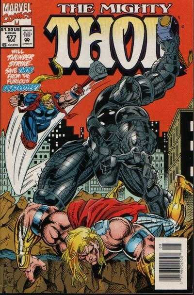 mighty thor 1966 477