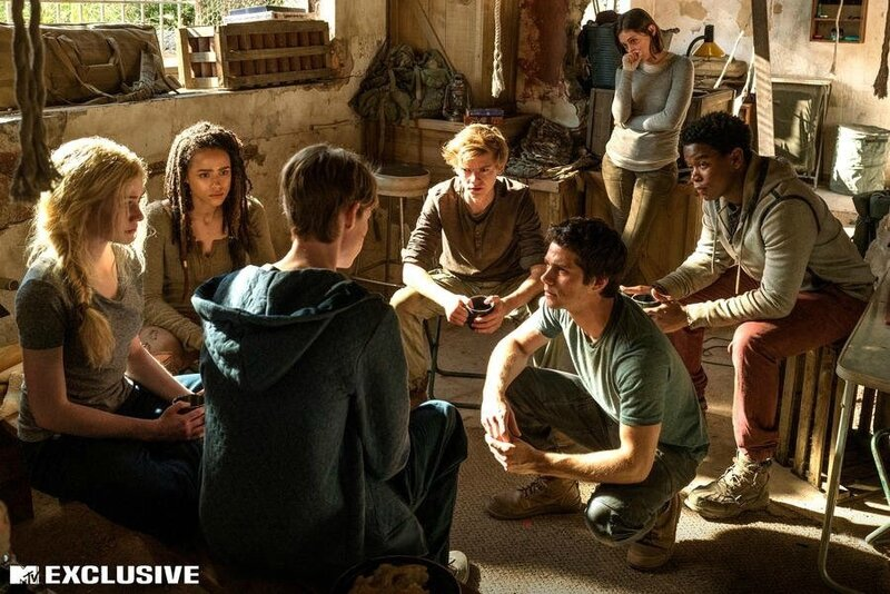 The Maze Runner-Death Cure movie 07