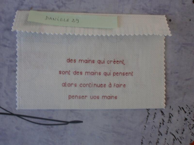 1 - Danièle29 à Paulette - 2