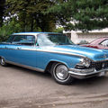 La buick electra hardtop sedan de 1959 (retrorencard)