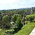Le gave d'Oloron au Pont de la Légende à Sauveterre...