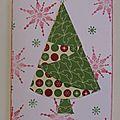 Cartes de Noël 2013 ( série rouge et verte -2) 007