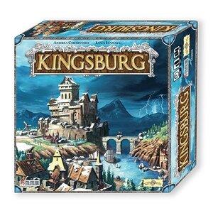 Boutique jeux de société - Pontivy - morbihan - ludis factory - Kingsburg