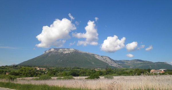 montagne de Céüze