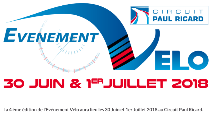 Evenement Vélo 2018 Circuit P