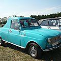 RENAULT 4L pick-up 1963 Créhange (1)