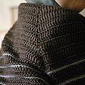 crocheter un pull raglan garçon