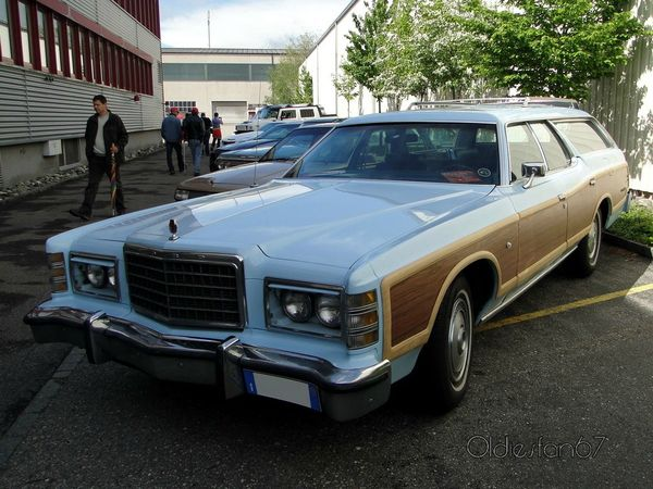 ford ltd country squire 1975 1978 a