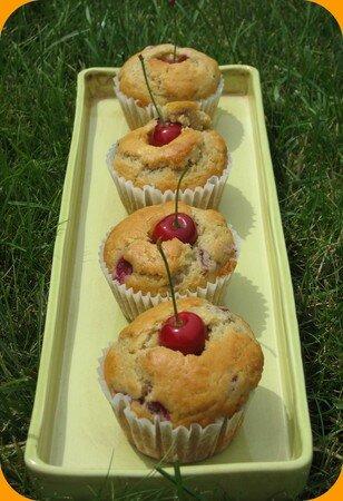 Muffins_cerises