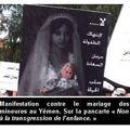 Mariage des mineures : face aux religieux extrémistes, impuissance des politiques !
