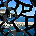 Marseille, le Mucem, vue sur mer 1 (13)