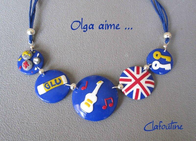 Olga aime ...