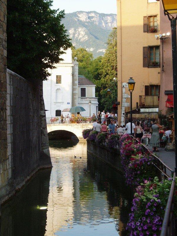 Annecy, vieille ville