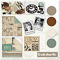 Kit multi album de mai (2ème version christine)