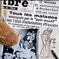 Récit autour de l'affaire du pain maudit de pont-saint-esprit: laurent mantese, reporter de l'étrange