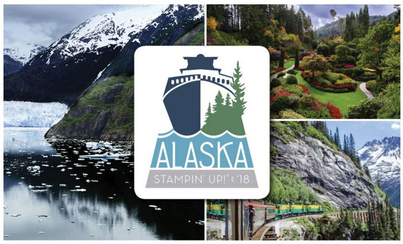 Alaska Stampin'up Katia Nésiris