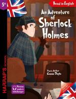 An Adventure of Sherlock Holmes couv