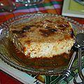 Flan coco antillais