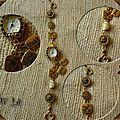 collage montre dorée