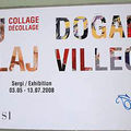 Exposition jacques villegle ... a istanbul