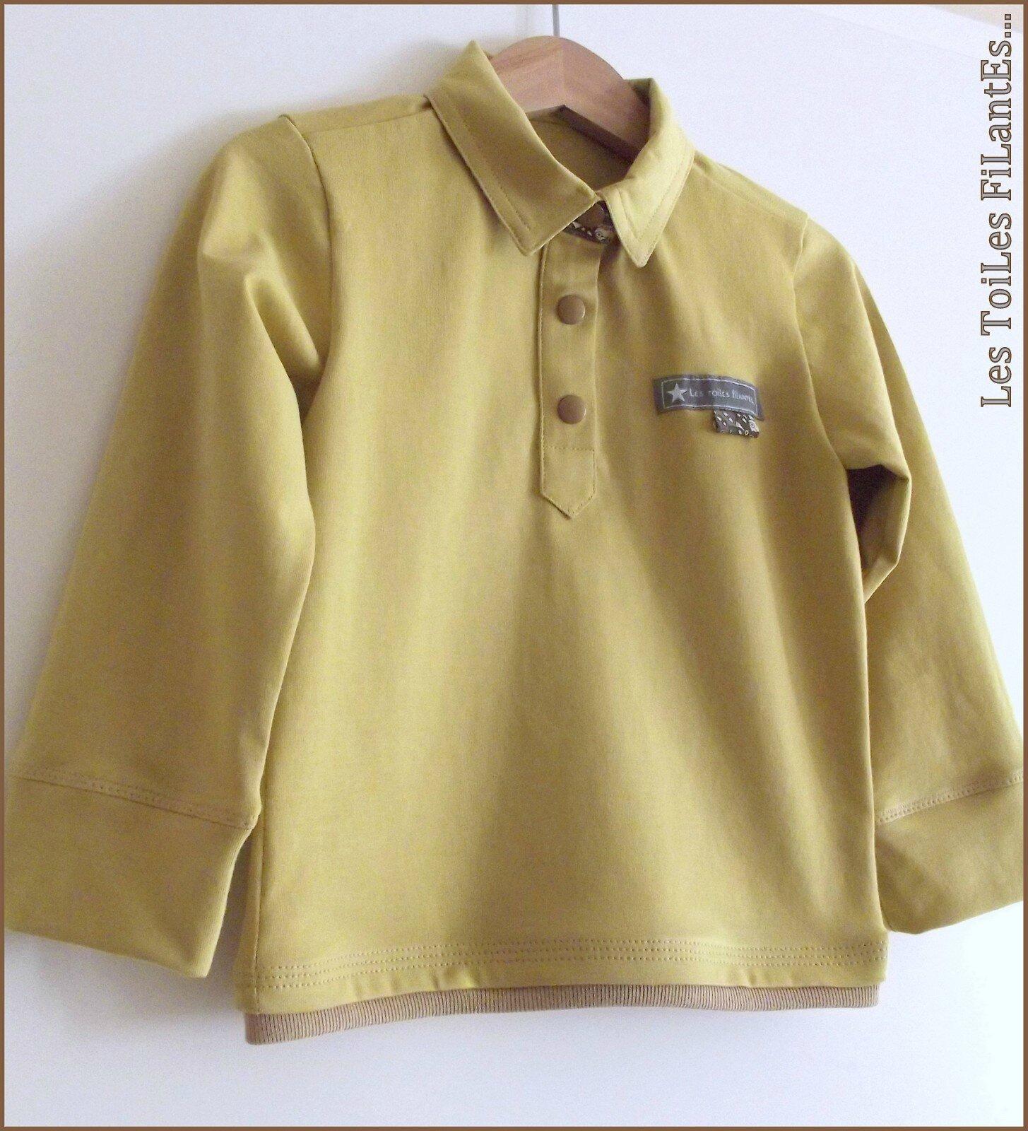Défi février chemise3
