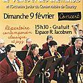 Concert orchestre d'harmonie de vaires et des cheminots