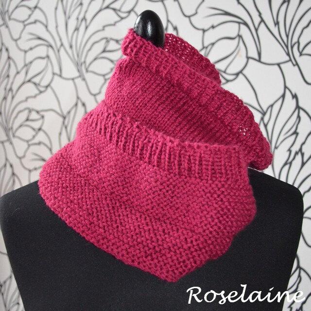 Roselaine Oast By tincanknits 2